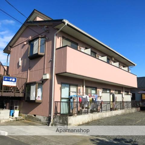 東京都町田市、多摩境駅徒歩22分の築27年 2階建の賃貸アパート