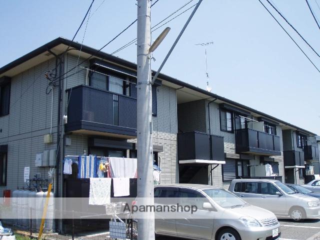 神奈川県相模原市南区、古淵駅徒歩35分の築16年 2階建の賃貸アパート