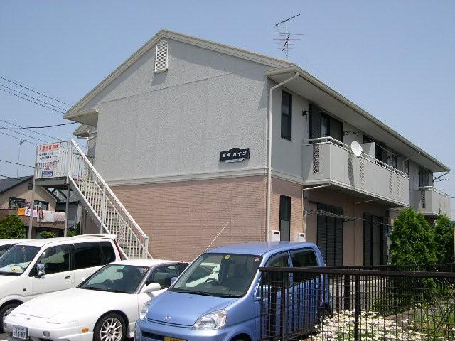 神奈川県相模原市南区、下溝駅徒歩6分の築24年 2階建の賃貸アパート