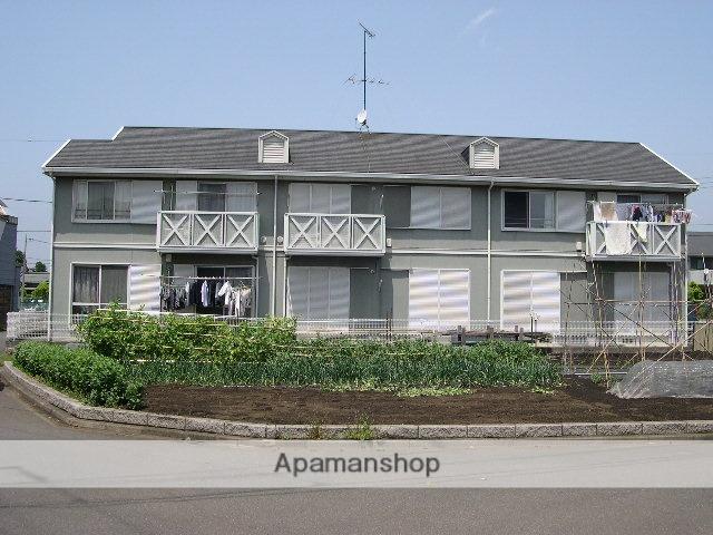 神奈川県相模原市南区、下溝駅徒歩23分の築24年 2階建の賃貸アパート