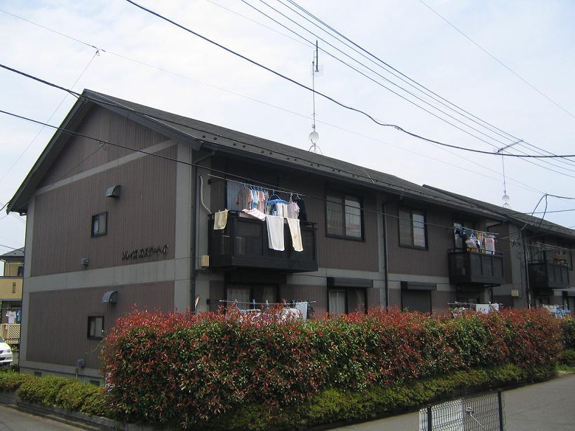 神奈川県相模原市南区、原当麻駅徒歩9分の築19年 2階建の賃貸アパート