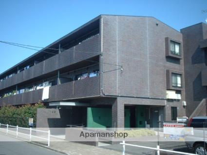 神奈川県相模原市中央区、町田駅徒歩44分の築19年 3階建の賃貸マンション