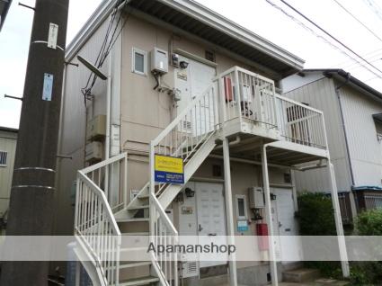 神奈川県相模原市南区、相模大野駅バス10分大沼下車後徒歩2分の築29年 2階建の賃貸アパート