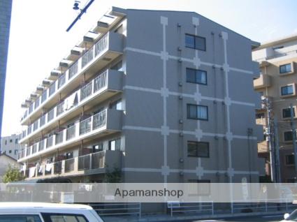 神奈川県相模原市中央区、南橋本駅徒歩6分の築18年 5階建の賃貸マンション