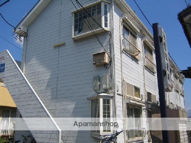 神奈川県相模原市中央区、上溝駅徒歩15分の築26年 2階建の賃貸アパート