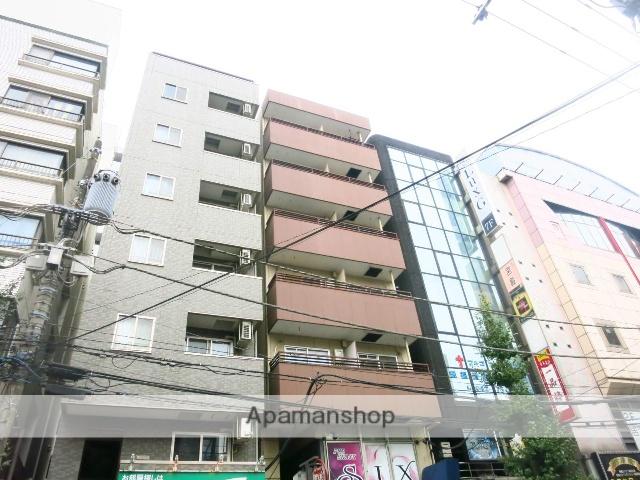神奈川県相模原市中央区、相模原駅徒歩2分の築32年 7階建の賃貸マンション