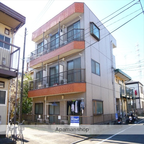神奈川県相模原市中央区、相模原駅徒歩8分の築29年 3階建の賃貸マンション