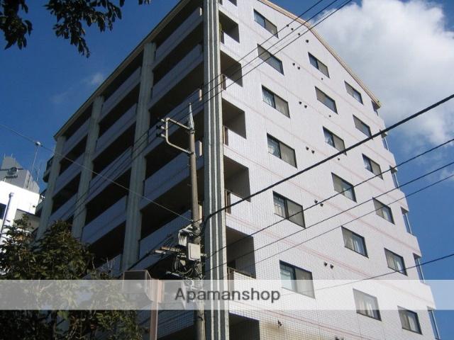 神奈川県相模原市中央区、矢部駅徒歩13分の築27年 8階建の賃貸マンション