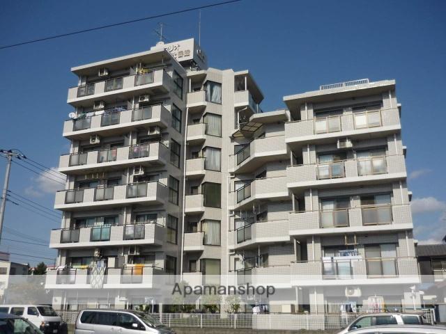神奈川県相模原市中央区、古淵駅徒歩18分の築26年 7階建の賃貸マンション