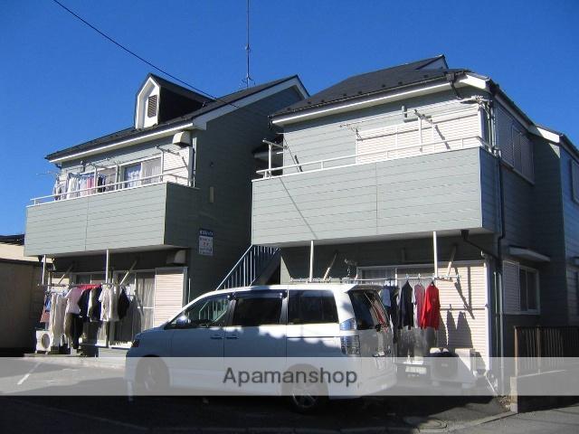 神奈川県相模原市南区、古淵駅徒歩9分の築23年 2階建の賃貸アパート