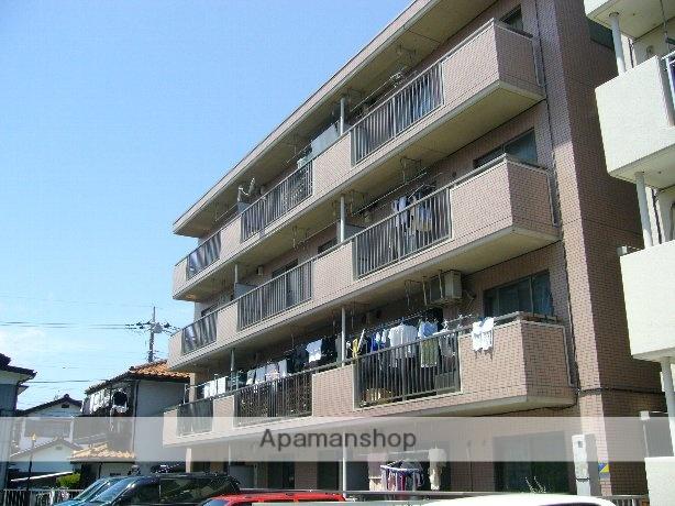 神奈川県大和市、南林間駅徒歩15分の築22年 4階建の賃貸マンション