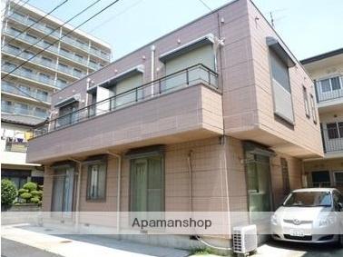 神奈川県大和市、大和駅徒歩10分の築25年 2階建の賃貸アパート