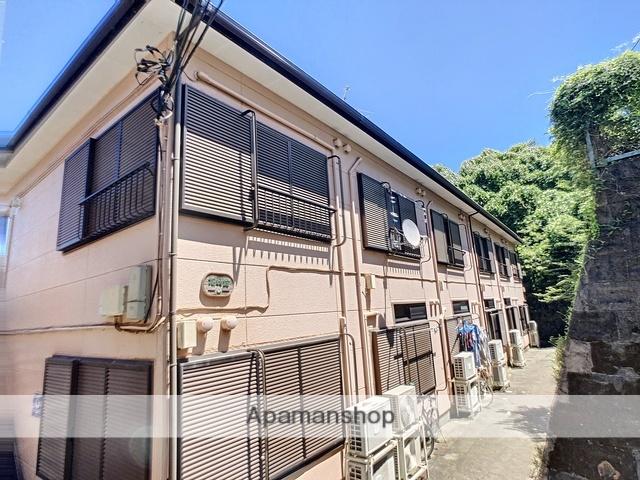 神奈川県相模原市南区、町田駅徒歩30分の築28年 2階建の賃貸アパート