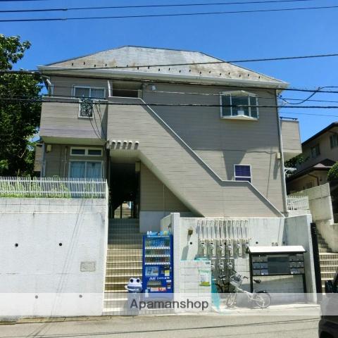 神奈川県座間市、相武台前駅徒歩22分の築28年 2階建の賃貸アパート