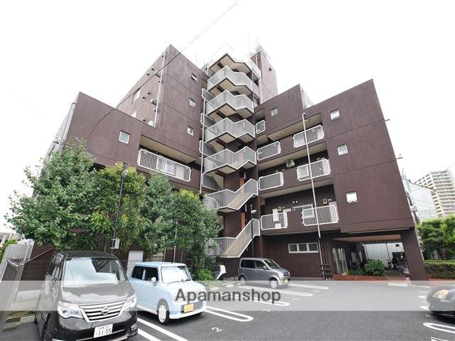 神奈川県相模原市南区、相模大野駅徒歩29分の築37年 7階建の賃貸マンション