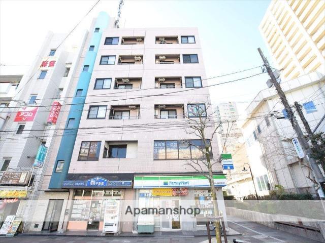 神奈川県相模原市南区、小田急相模原駅徒歩1分の築31年 6階建の賃貸マンション