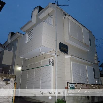 神奈川県相模原市南区、相模大野駅徒歩22分の築27年 2階建の賃貸アパート