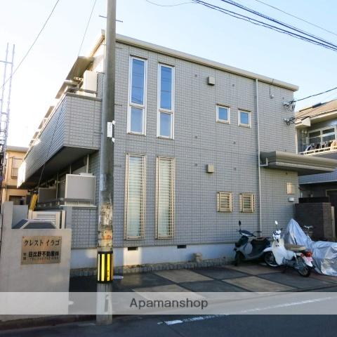 神奈川県相模原市南区、相模大野駅徒歩10分の築10年 2階建の賃貸アパート