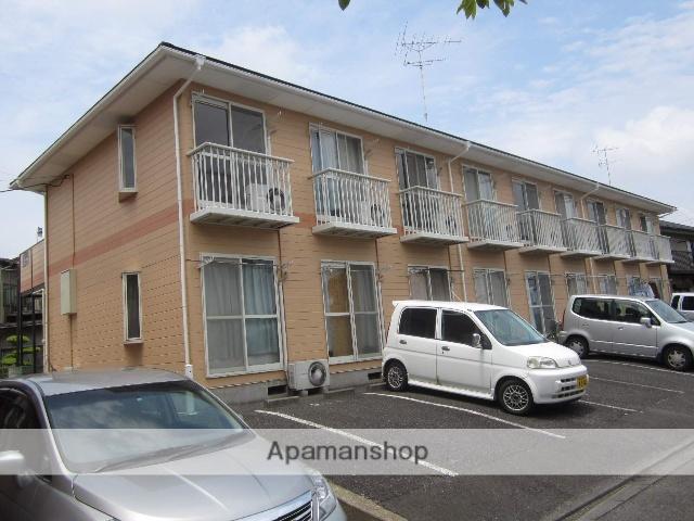 東京都町田市、成瀬駅徒歩23分の築25年 2階建の賃貸アパート
