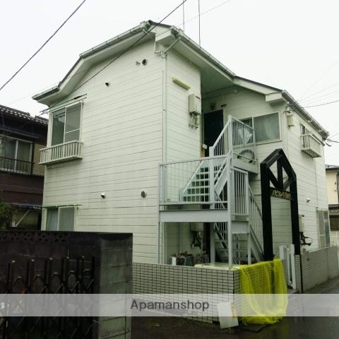 神奈川県座間市、小田急相模原駅徒歩12分の築26年 2階建の賃貸アパート