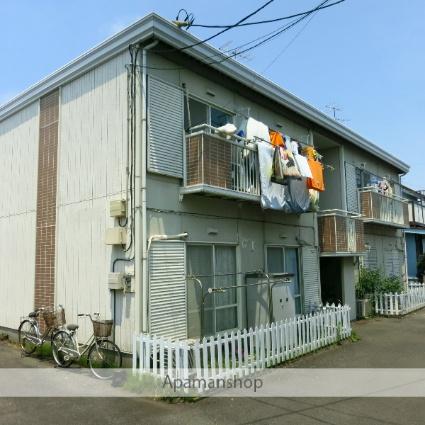 神奈川県相模原市南区、小田急相模原駅徒歩14分の築28年 2階建の賃貸アパート