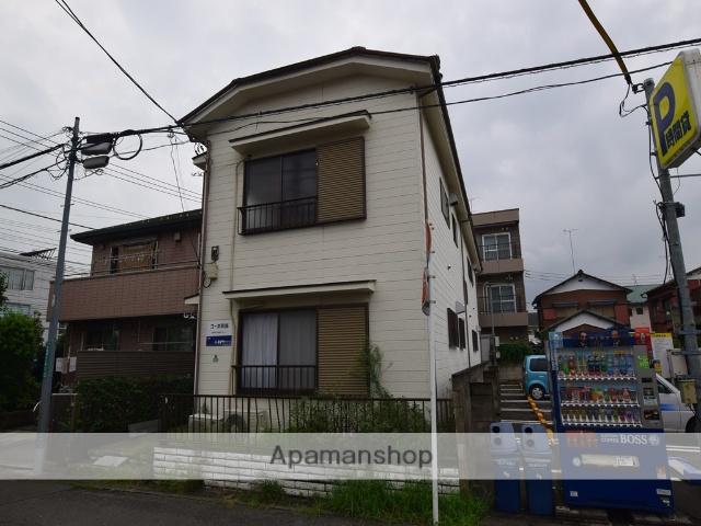 神奈川県相模原市南区、東林間駅徒歩2分の築29年 2階建の賃貸アパート