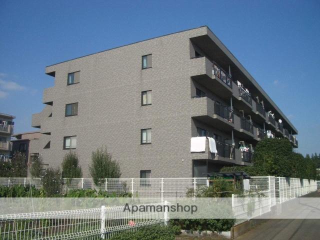 神奈川県大和市、鶴間駅徒歩20分の築22年 4階建の賃貸マンション
