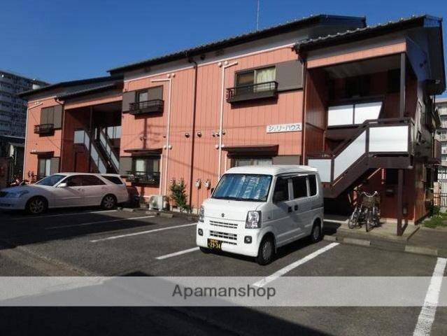 神奈川県大和市、南林間駅徒歩17分の築25年 2階建の賃貸アパート
