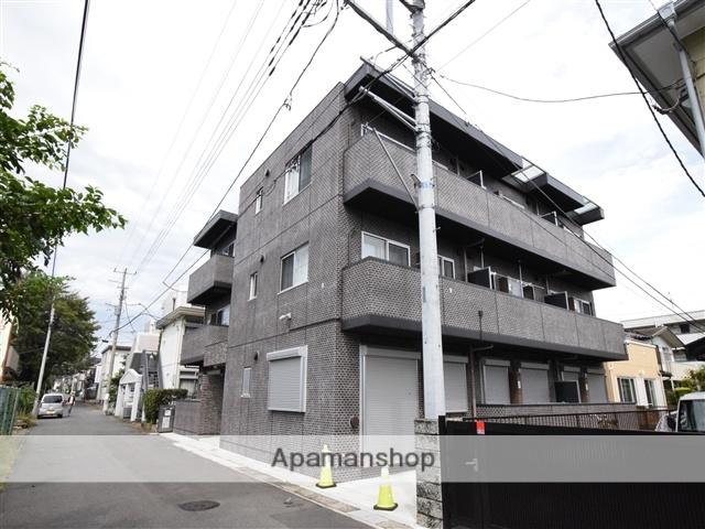 神奈川県大和市、つきみ野駅徒歩16分の新築 3階建の賃貸マンション