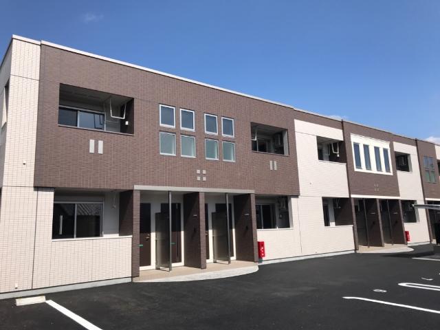 桜森アパートⅡ期新築工事