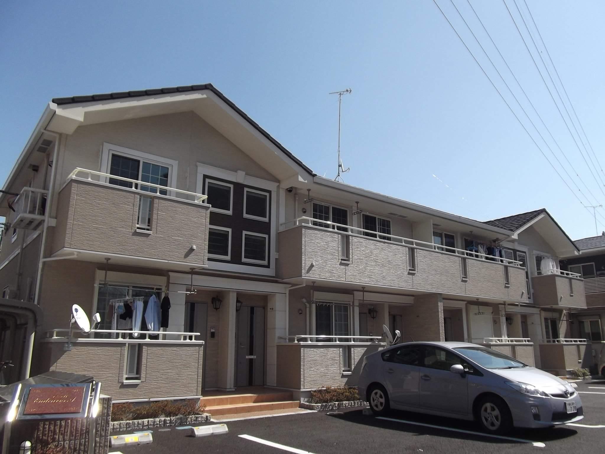 神奈川県大和市、鶴間駅徒歩24分の築6年 2階建の賃貸アパート