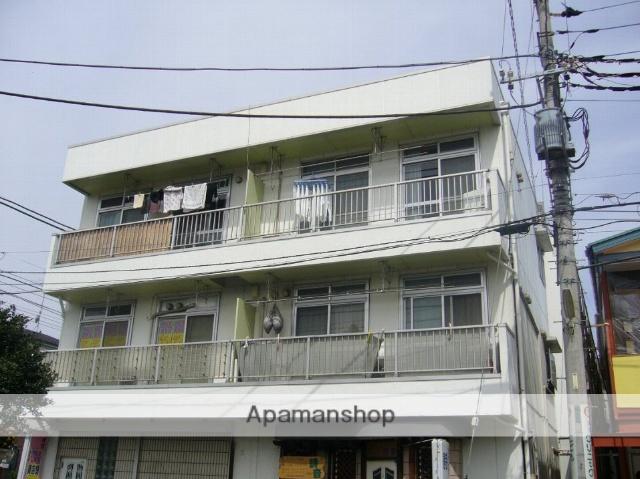 神奈川県相模原市南区、中央林間駅徒歩10分の築29年 3階建の賃貸マンション