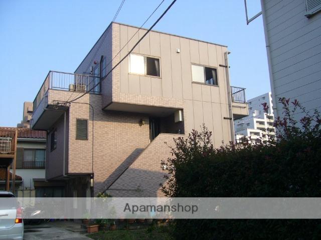 東京都町田市、すずかけ台駅徒歩18分の築16年 3階建の賃貸マンション