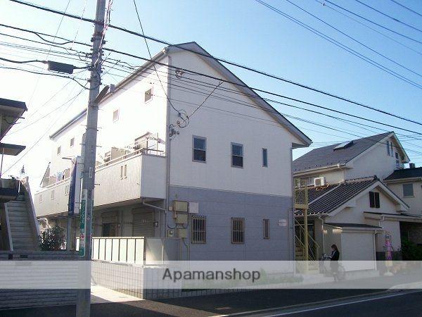 神奈川県相模原市南区、相模大野駅徒歩15分の築9年 2階建の賃貸アパート