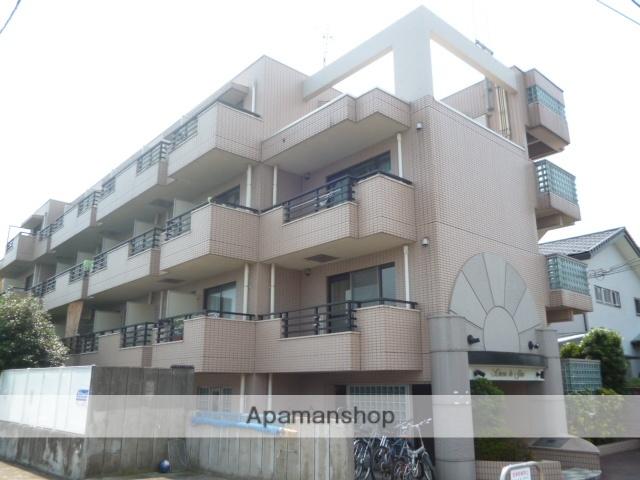 神奈川県大和市、南林間駅徒歩7分の築27年 4階建の賃貸マンション