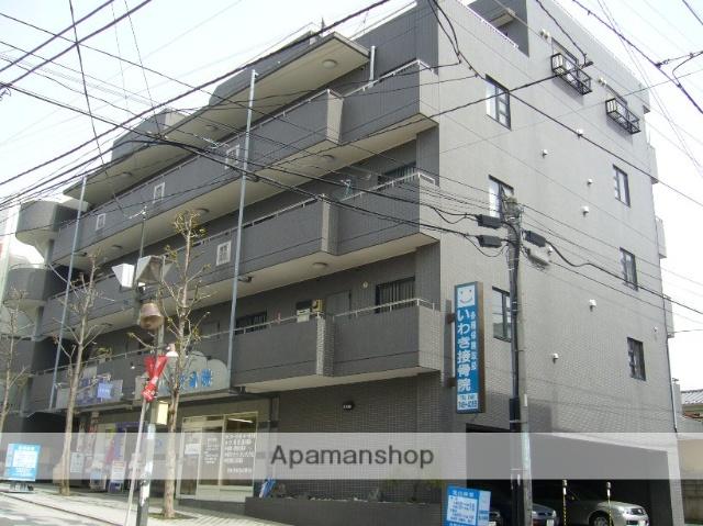 神奈川県相模原市南区、相模大野駅徒歩19分の築23年 6階建の賃貸マンション