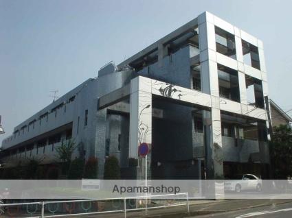 神奈川県相模原市南区、相模大野駅徒歩8分の築27年 4階建の賃貸マンション