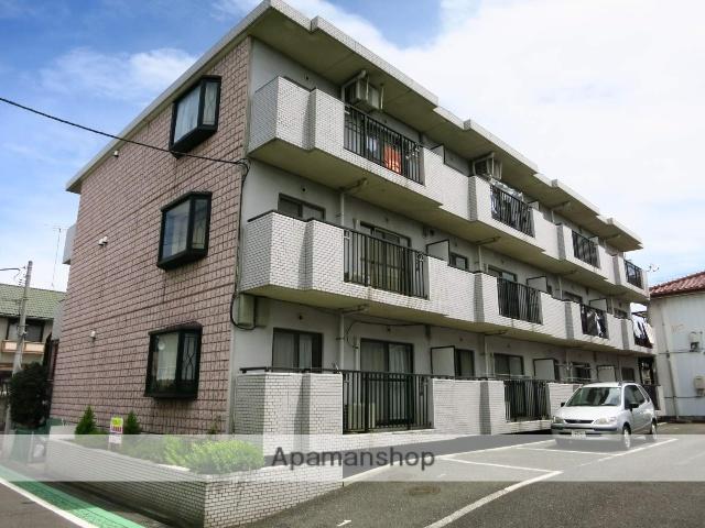 神奈川県相模原市南区、相模大野駅徒歩24分の築26年 3階建の賃貸マンション