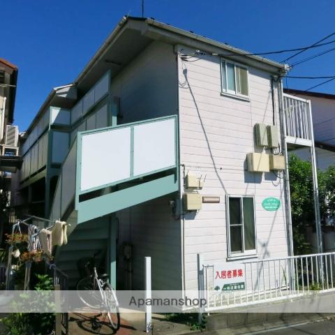 神奈川県相模原市南区、町田駅徒歩26分の築25年 2階建の賃貸アパート