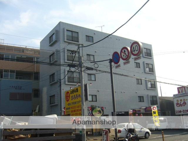 神奈川県座間市、小田急相模原駅徒歩13分の築27年 5階建の賃貸マンション