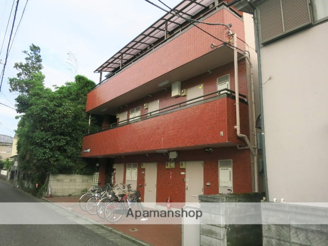 神奈川県相模原市南区、小田急相模原駅徒歩8分の築30年 3階建の賃貸マンション