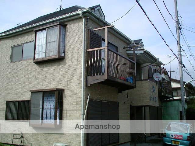 神奈川県座間市、小田急相模原駅徒歩18分の築28年 2階建の賃貸アパート
