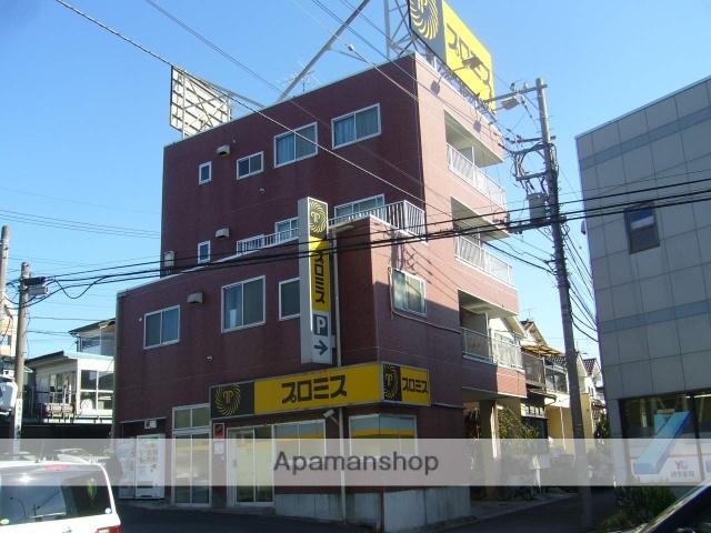神奈川県座間市、相武台前駅徒歩12分の築19年 4階建の賃貸マンション