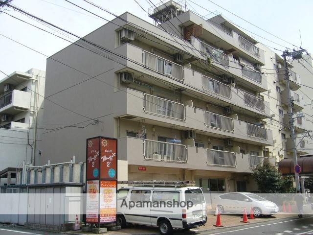 神奈川県相模原市南区、小田急相模原駅徒歩5分の築38年 6階建の賃貸マンション