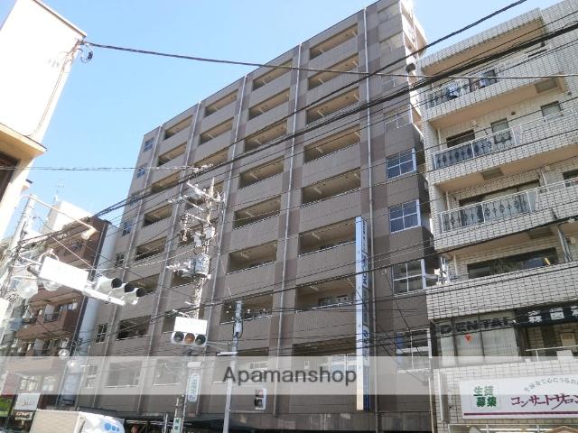神奈川県大和市、大和駅徒歩2分の築13年 9階建の賃貸マンション