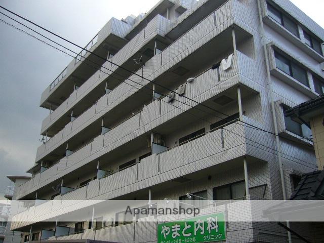 神奈川県大和市、鶴間駅徒歩30分の築24年 7階建の賃貸マンション