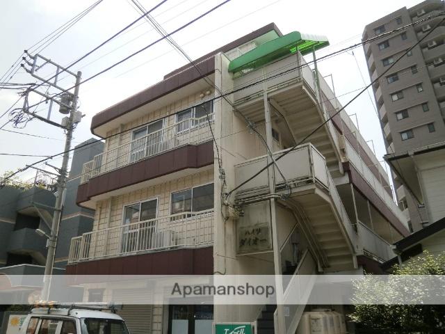 神奈川県大和市、南林間駅徒歩1分の築28年 4階建の賃貸マンション