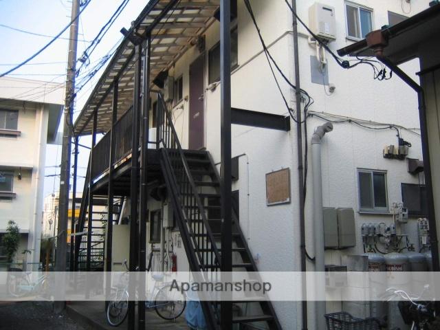 神奈川県相模原市中央区、淵野辺駅徒歩3分の築31年 2階建の賃貸アパート