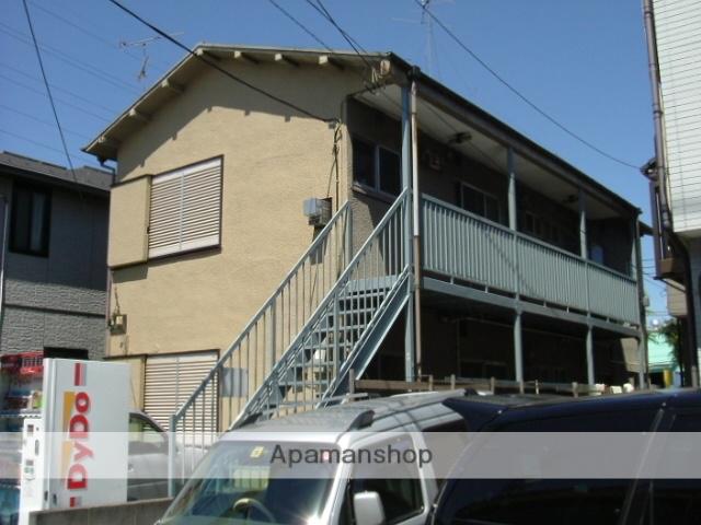 神奈川県相模原市中央区、淵野辺駅徒歩6分の築30年 2階建の賃貸アパート