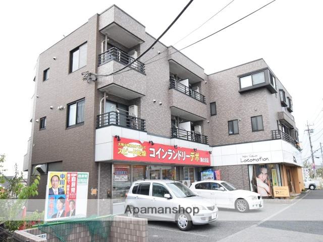 東京都町田市、町田駅徒歩26分の築9年 3階建の賃貸マンション